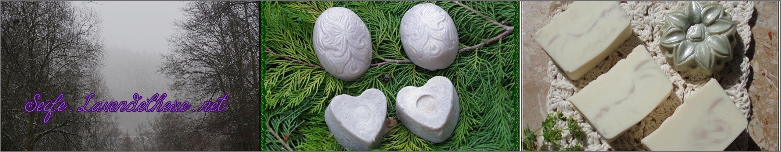 Lavendelhexes Seifenblog